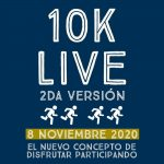 Próxima #CoberturaRunchile 2ª edición 10 K Live