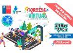 """Participa en la corrida virtual """"La Ciencia de una vida saludable"""""""