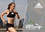 "Adidas anuncia el reto virtual ""Latin@s ready to run!"""
