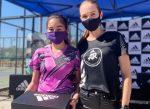 Adidas Chile regala 500 zapatillas a la fundación América Solidaria y Futuros para el Tenis