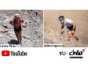 #RunchileTV con los traileros Loreto Pérez y Holben Figuera