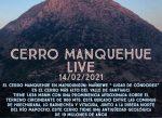 No te pierdas la 1era edición del Cerro Manquehue Live!