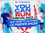 Abiertas inscripciones para el You Can Run Virtual Race!!