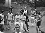 Kathy Switzer la primera mujer que corrió el Maratón de Boston