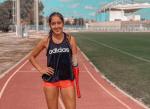 Oro y bronce para Amanda Cerna en Tunez