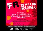 FullRunners presenta su desafío 10 Millas Virtual Run de Otoño