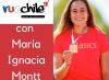 RunchileTV con la campeona nacional de 100m María Ignacia Montt
