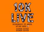 ¡Olimpo lanza la 6ta edición de los 10K Live!