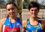 Margarita Masías y Mauricio Valdivia campeones nacionales en los 3.000 metros con obstáculos