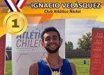 Ignacio Velásquez campeón nacional en los 10.000 metros planos