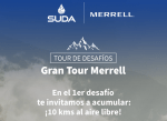 Mayo trae un desafío imperdible: el Gran Tour Merrell
