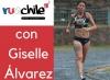 RunchileTV con la destacada atleta Giselle Álvarez