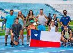 Team Chile está listo para el Campeonato Sudamericano Adulto de Atletismo Guayaquil 2021