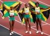 Las reinas de la velocidad son de Jamaica