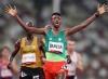 Barega dio el batacazo en los 10.000m planos superando a Cheptegei