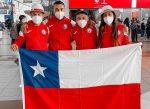 Amanda Cerna y Cristián Valenzuela parten a Tokio para los Juegos Paralímpicos