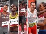 Andre de Grasse se lleva el oro en 200 metros en la era post Bolt