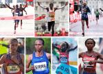 Candidatos y candidatas al maratón de los JJOO Tokio 2020