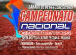 Se viene el Campeonato Nacional de 10.000 metros planos en Temuco