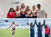 14 medallas chilenas en el Sudamericano de Atletismo sub-23