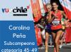 RunchileTV  con la corredora chilena Carolina Peña