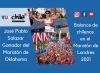 RunchileTV con JP Salazar y el repaso de chilenos en el Maratón de Londres 2021