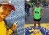 Rodrigo Machado y Patricia Navarro los mejores de los 34 chilenos en Boston